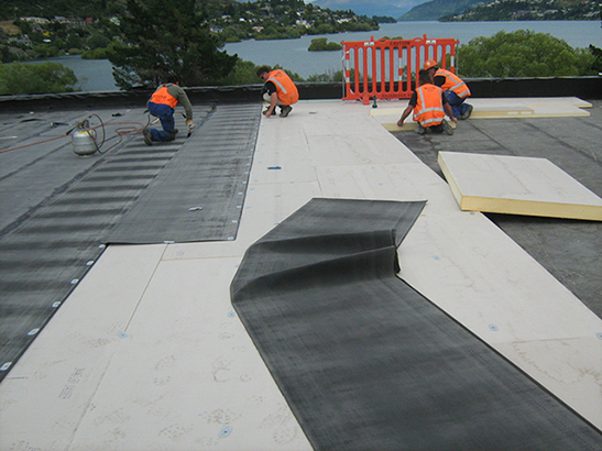 Mulford Holdings Membrane Roofing